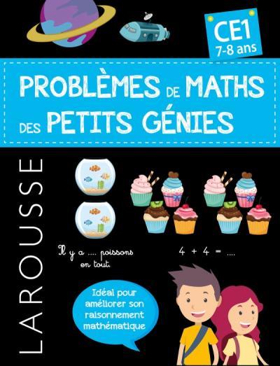 Problèmes de maths des petits génies CE1