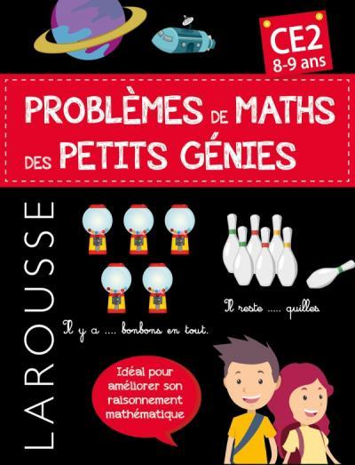 Problèmes de maths des Petits Génies CE2