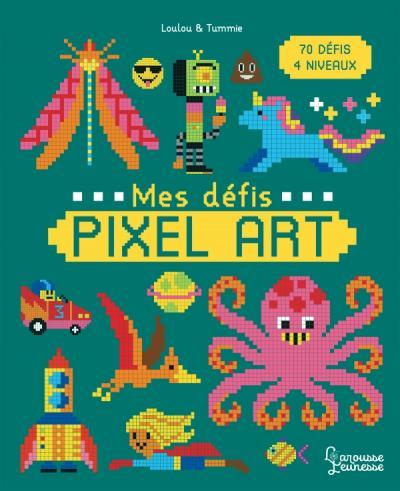 Mes défis Pixel Art