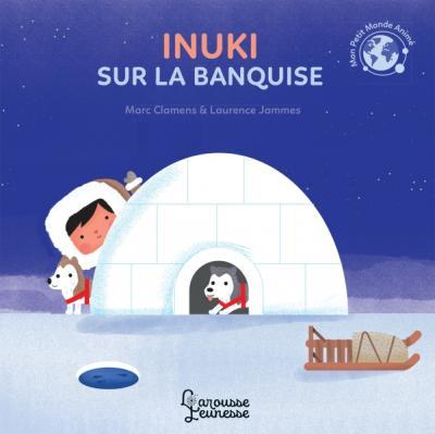 Inuki sur la banquise
