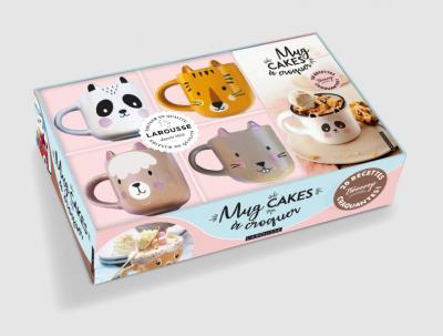 Mug cakes à croquer