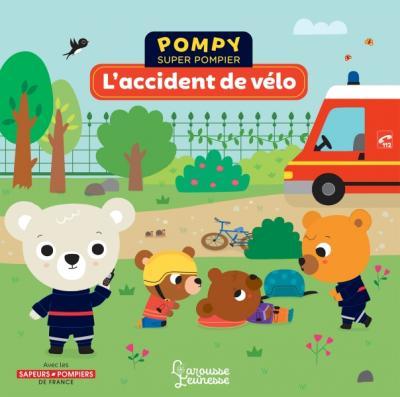 Pompy - L'accident de vélo