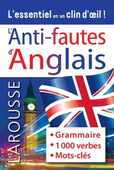 Anti-Fautes Anglais