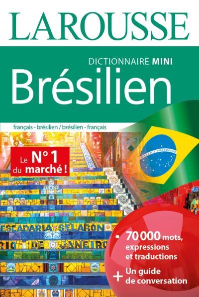 Dictionnaire Larousse Mini Brésilien