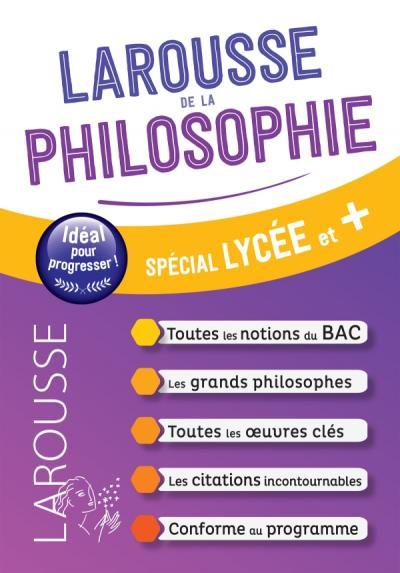 Le Larousse de la philosophie