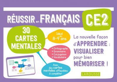 Cartes mentales Français CE2