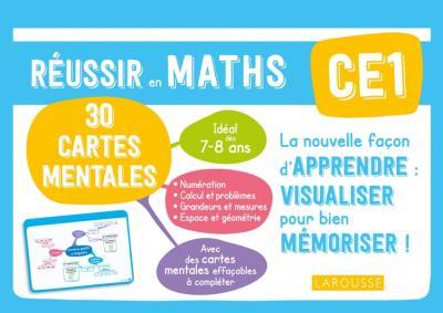 Cartes mentales Maths CE1