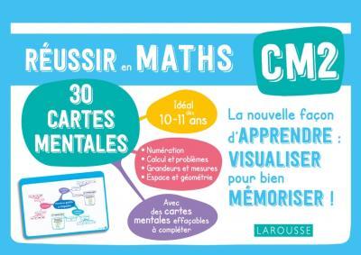 Cartes mentales Maths CM2