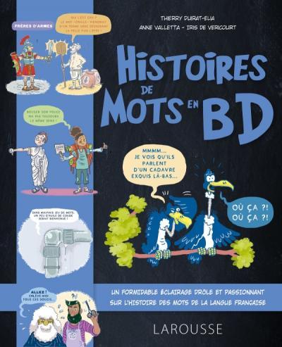 L'Histoire des mots en BD
