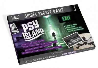 Escape game Psy Island