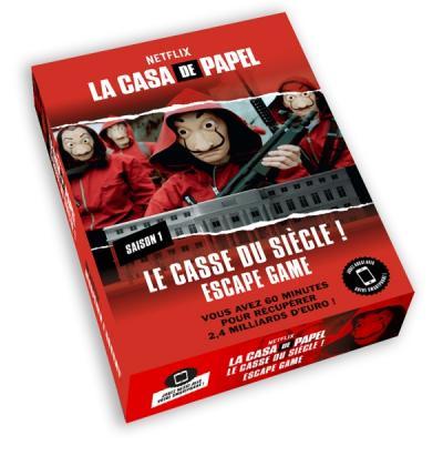 La Casa de Papel - Escape Game : Le casse du siècle ! S1