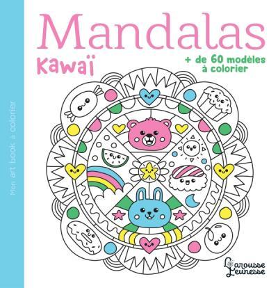 Mandalas kawaï