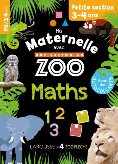 Ma maternelle avec Une Saison Au Zoo, PS Numération Calcul