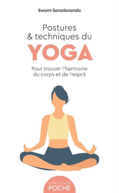 Postures et techniques du yoga