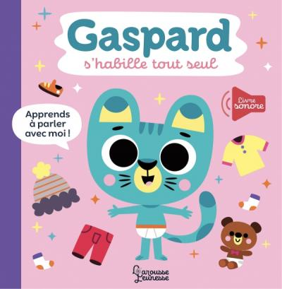 Gaspard s'habille tout seul