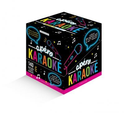 Apéro karaoké