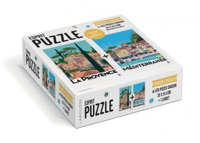 Puzzle Plein Sud avec Monsieur Z - NP