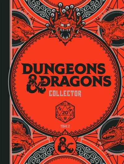 Donjons et dragons, le collector tome 2
