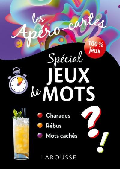 Apéro-cartes spécial JEUX DE MOTS