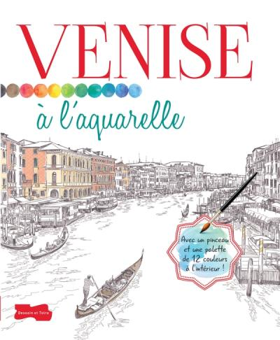 Venise à l'aquarelle