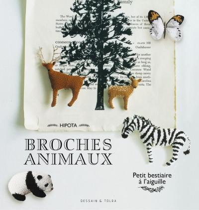 Broches animaux