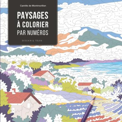 Paysages à colorier par numéros