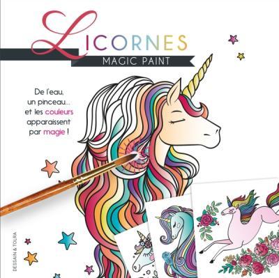 Magic Paint Licornes