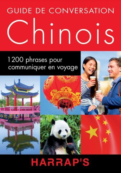 Harrap's guide conversation Chinois
