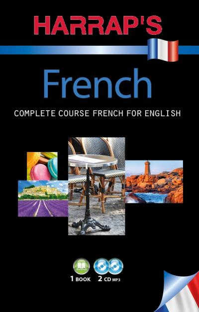 Harrap's complete course  French for English