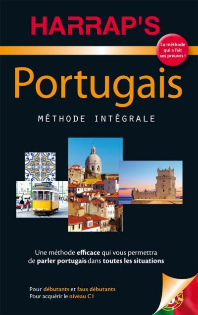 Harrap's méthode intégrale de portugais - livre