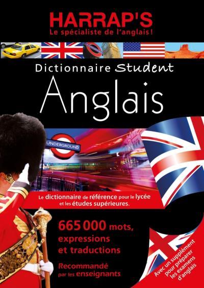 harrap u0026 39 s dictionnaire student anglais