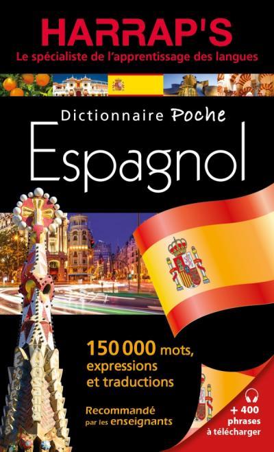 Harraps poche espagnol