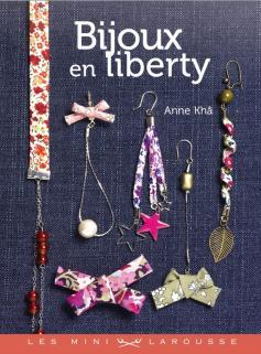 Bijoux en liberty