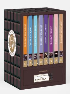 Petite Bibliothèque du chocolat - nouvelle présentation