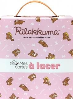 Mes cartes à lacer Rilakkuma