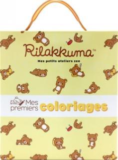 Mes premiers coloriages Rilakkuma