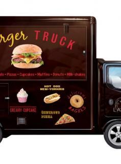 Burger truck - Les meilleures recettes