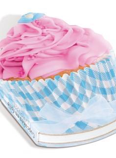Cupcakes en folie