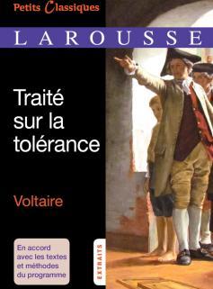 Le Traité sur la tolérance