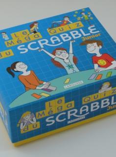 Méga Quiz scrabble junior