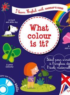 Harrap's I learn english : colors