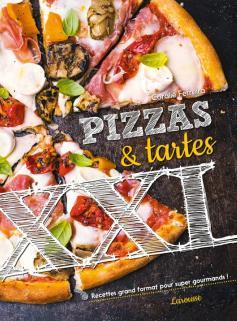 Pizzas et tartes XXL