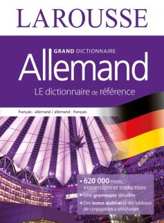 Grand dictionnaire Français Allemand