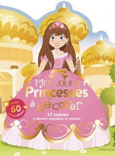 Mes jolies princesses à décorer