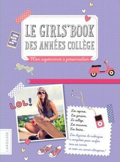 Le Girls' Book des années collège