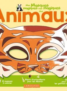 Mes masques magiques des animaux