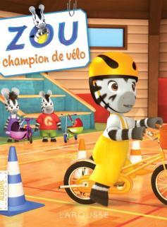 Zou, champion de vélo