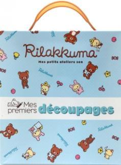 Mes premiers découpages Rilakkuma