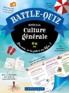 Battle-quiz culture générale