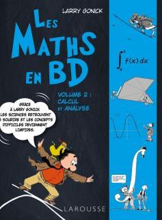 Les maths en BD volume 2 calcul et analyse